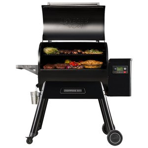 A pellet grill is my top choice for outdoor cooking and Traeger dominates the category.:TRAEGER .jpeg